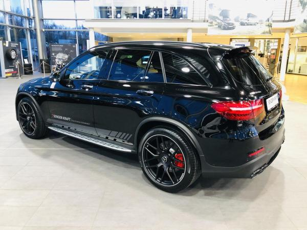 Foto - Mercedes-Benz GLC 63 AMG S 4MATIC+