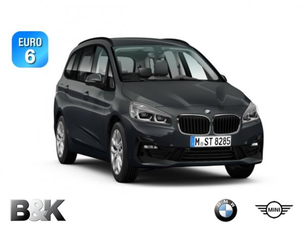 Foto - BMW 220 i Gran Tourer Leasing