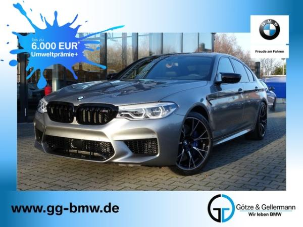 Foto - BMW M5 xDrive Competition //DrivingAssistantPlus SoftClose DAB