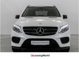 Foto 2 - Mercedes-Benz GLE 350 d 4Matic AMG Line Night Line Airmatic Panorama