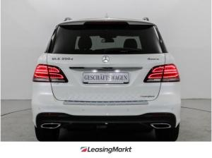 Foto 4 - Mercedes-Benz GLE 350 d 4Matic AMG Line Night Line Airmatic Panorama
