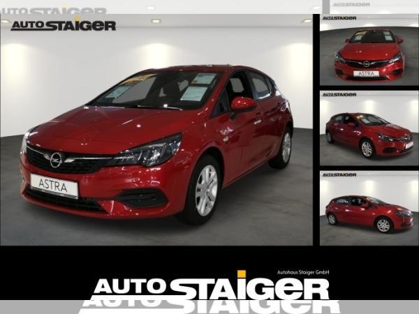 Opel Astra K 1.2 Edition