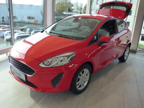 Ford Fiesta 1,0 L ECOBOOST 3T B COOL & CONNECT - WINTER PAKET
