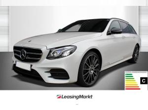 Foto 1 - Mercedes-Benz E 400 T 4M AMG-Line Night AHK Panorama Standhzg.