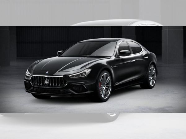 Maserati Ghibli SQ4 V6 430PS MY21 Gransport Facelift MY21*AKTIONSLEASING BLACK WEEK*