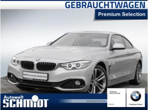 Foto 1 - BMW 420 d Coupé xDrive Aut.