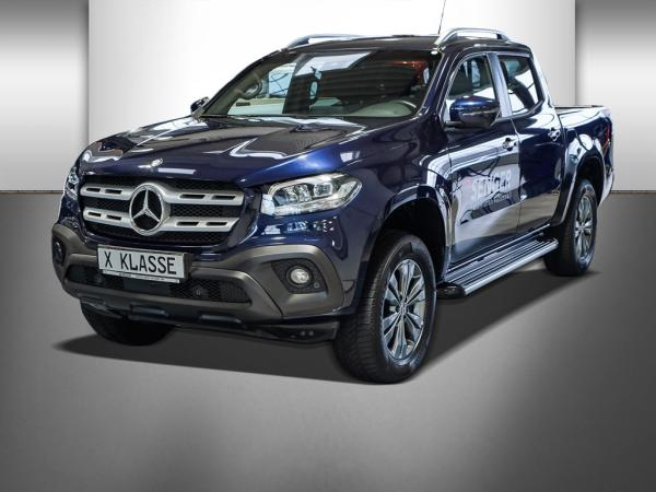 Foto - Mercedes-Benz X 250 Progressiv Edition