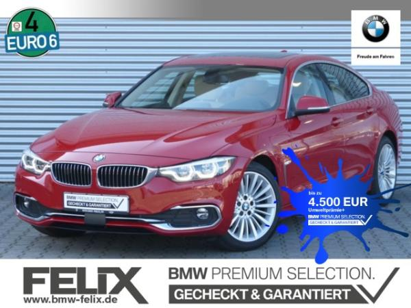 Foto - BMW 420 Gran Coupe 420d Gran Coupe Luxury Line UMWELTPRÄMIE PLUS