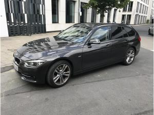 Foto - BMW 320 d Touring Modell Sport Line