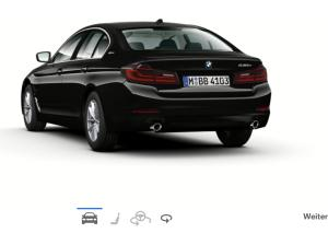 bmw 5er leasing angebote g nstige neu gebrauchtwagen. Black Bedroom Furniture Sets. Home Design Ideas