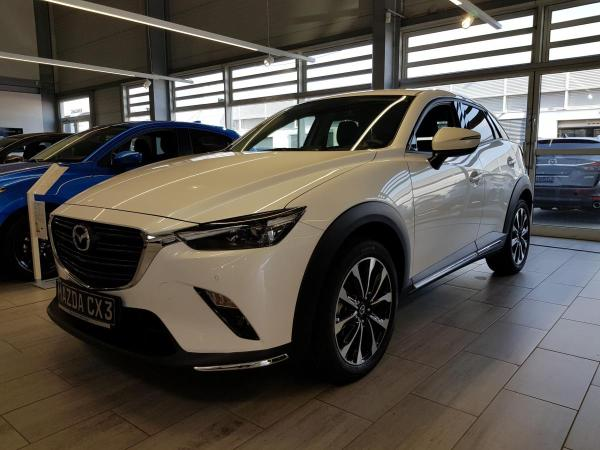 Foto - Mazda CX-3 2.0 121 PS Sports-Line Automatik *Apple Car Play* #Aktion