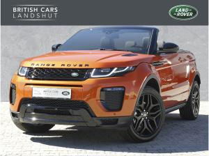 Foto 1 - Land Rover Range Rover Evoque Cabrio HSE Dyn. -BlackPack-