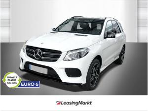 Foto 1 - Mercedes-Benz GLE 350 d 4M AMG-Line Night Panorama Distronic