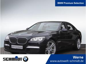 Foto 1 - BMW 740 d M Sportpaket NaviProf DynamicDrive Glasdach