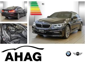 Foto 1 - BMW 530 d Limousine, Sport Line, Sophistograu Met., Head-Up Display