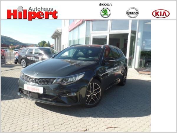 Kia Optima Sportswagon 1.6 T-GDI DCT GT-Line, VOLLAUSSTATTUNG