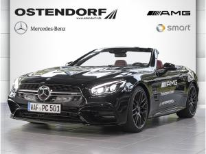 Foto - Mercedes-Benz SL 63 AMG Driver`s Package