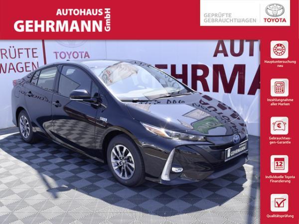 Toyota Prius Plug-in Hybrid leasen