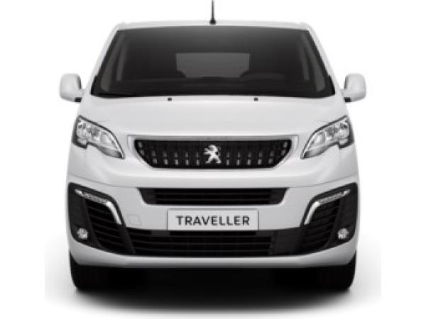 Peugeot Traveller leasen