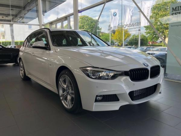 Foto - BMW 320 d Touring, Edition  M Sport Shadow, Navi, LED, PDC, HiFi