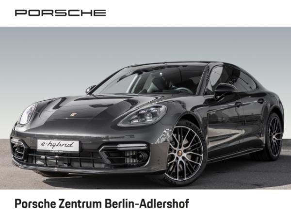 Porsche Panamera 4S E-Hybrid LED Sportabgasanlage 21-Zoll