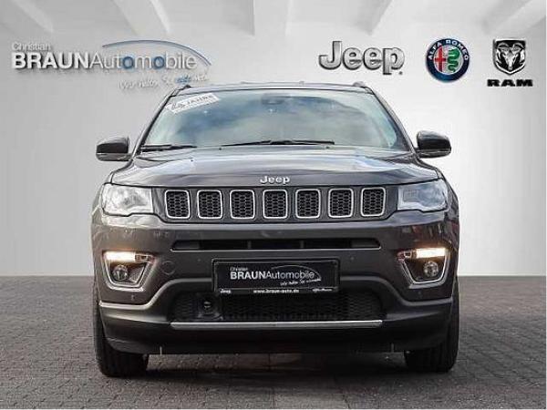 Jeep Compass 1.3l Gse T4 Limited Navi Park-Paket 6MT