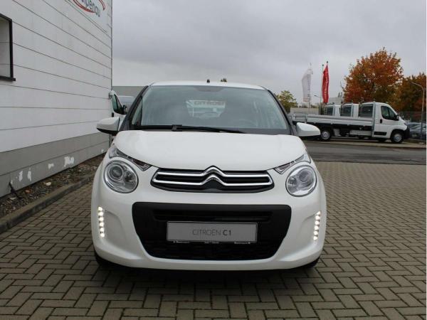 Citroën C1 Feel 5-trg. Klima Sitzheizung DAB