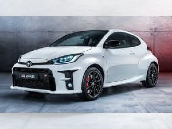 Toyota Yaris Yaris GR Sport HIGH PERFORMANCE PAKET  *261PS/Allrad/LIMITIERT*