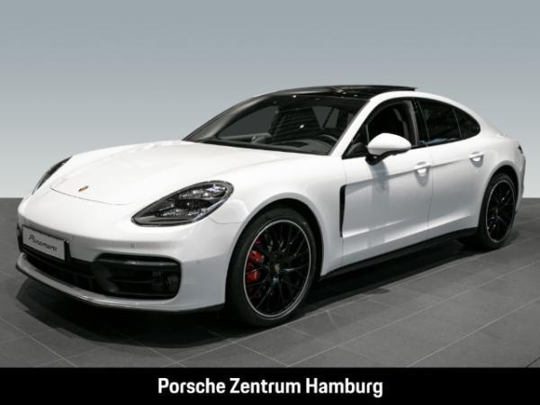 Porsche Panamera 4S BOSE LED Head-Up Sportabgasanlage