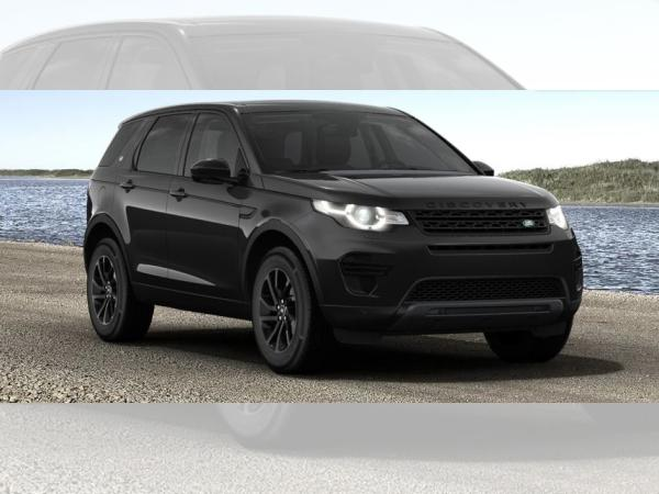 Foto - Land Rover Discovery Sport AKTIONSLEASING*SOFORT VERFÜGBAR*
