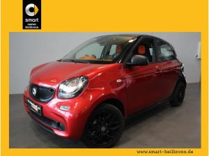Foto - Smart ForFour forfour turbo passion **twinamic/Cool&Audio