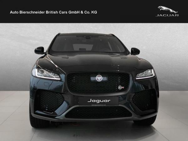 Jaguar F-Pace SVR AWD inkl. Wartung & Verschleiß