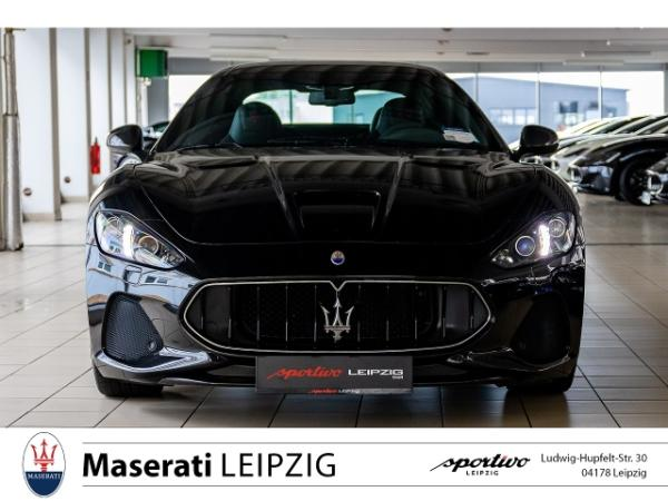 Maserati GranTurismo leasen
