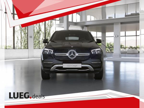 Mercedes-Benz GLE 350 e Coupé mit LED, Kamera, MBUX-Navigation uvm.