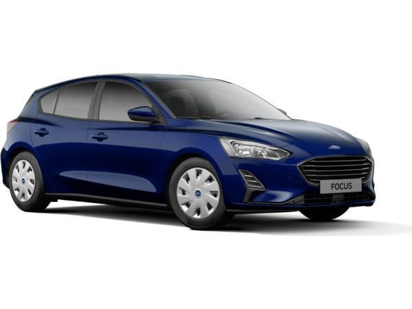 Ford Focus Titanium Limousine, 5 türig - 1.0l Eco Boost Hybrid MHEV 125 PS