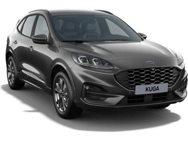 Ford Kuga ST-Line X - Winter Paket - Navigation - LED Scheinwerfer - Rückfahrkamera