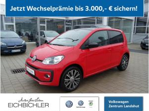 Foto - Volkswagen up! Up! high Up! 1.0 BMT Bluetooth SHZ PDC Roof Pack