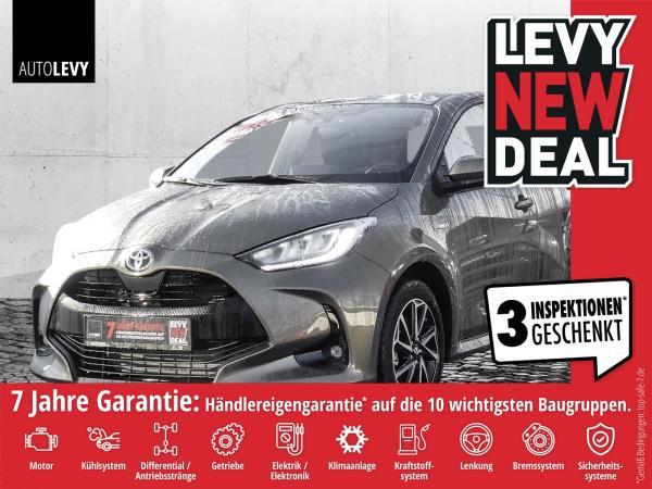Toyota Yaris Hybrid Club *Comfort Paket*Navi*LED*Sitzheizung*Smart Key*7 Jahre Garantie