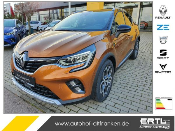 Renault Captur E-TECH PLUG-in 160 EDITION ONE AKTION