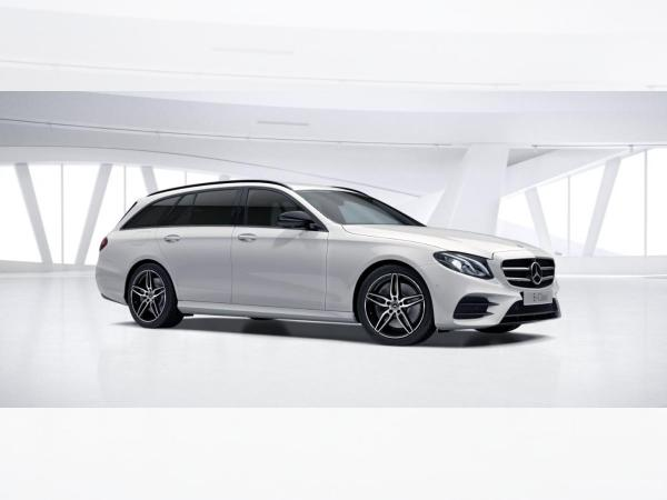 Foto - Mercedes-Benz E 400 d 4MATIC T-Modell AMG NIGHT BUSINESS LED COMAND ASSISTENZ BURM KEYL  360GRAD