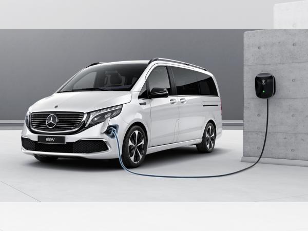 Mercedes-Benz EQV leasen