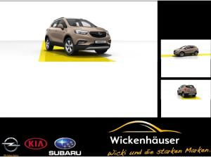 Foto - Opel Mokka X 1.4 Turbo Edition Start/Stop 4x4