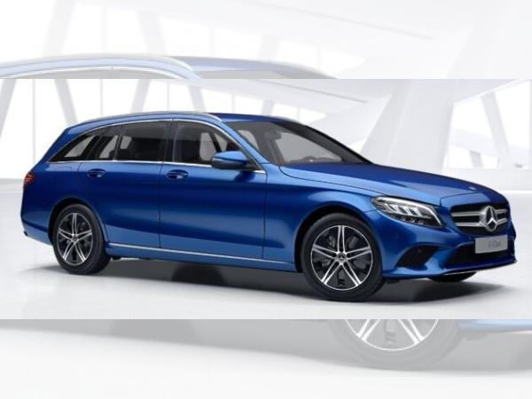 Foto - Mercedes-Benz C 300 d 4MATIC T-Modell Avantgarde | Business-Paket PLUS | Metallic nach Wahl