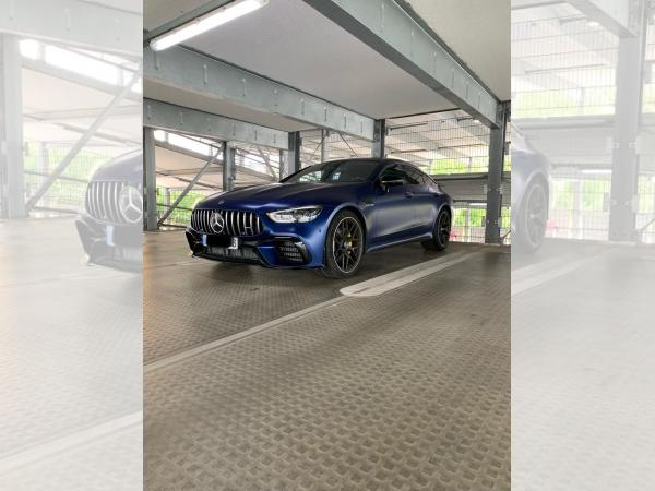 Foto - Mercedes-Benz AMG GT 63 4MATIC+ 4-Türer Coupé - Reserviert