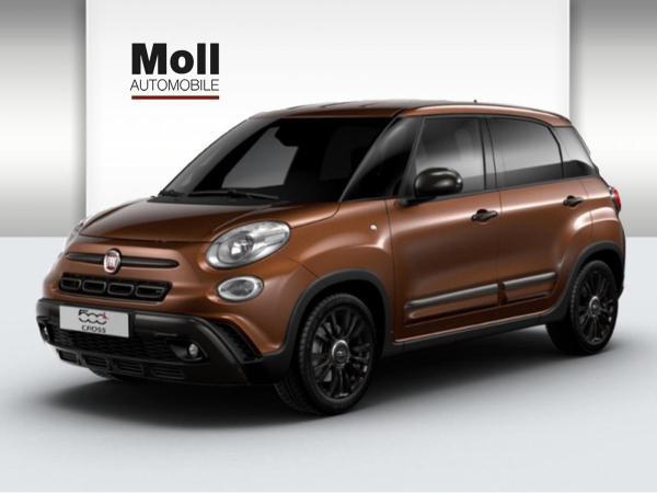 Fiat 500L Cross S-Design, Navi, Rückfahrkamera, Apple CarPlay, Klima, PDC **sofort verfügbar**