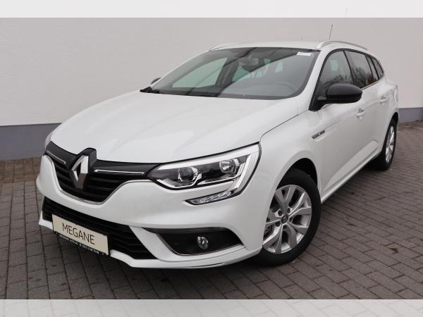 Foto - Renault Megane Grandtour Business Edition TCe 140 PS GPF Full Service Perlmutt-Weiß Frei Haus 0,85€netto/km