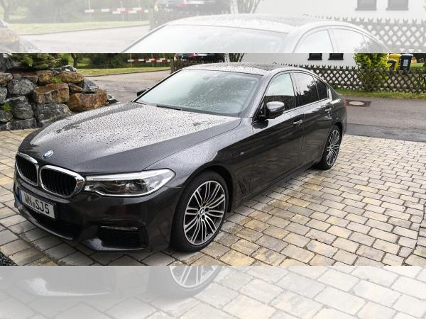 Foto - BMW 530 D Limousine incl. Servicevertrag