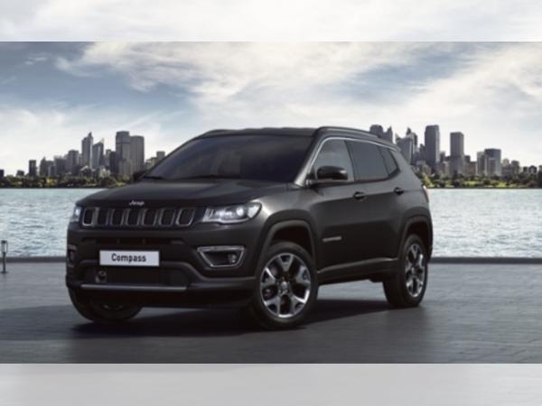 "Foto - Jeep Compass 1.4 MULTIAIR 125kW/170PS 9AT 4WD  ""LIMITED"""