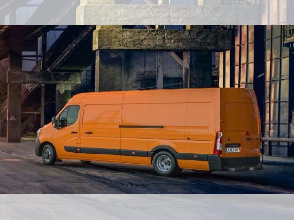 Renault Master Neues Modell -Facelift- Kasten L4H3 3,5t dCi 145 PS EU6d-Temp FWD