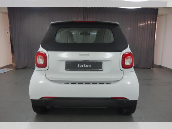 Foto - Smart ForTwo cabrio Passion LED Navi PDC SHZ